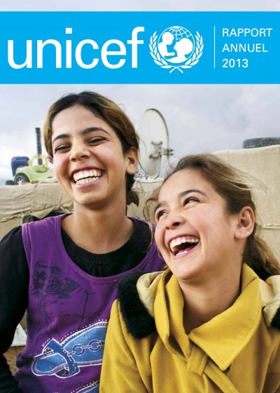 Rapport annuel 2013 – UNICEF International