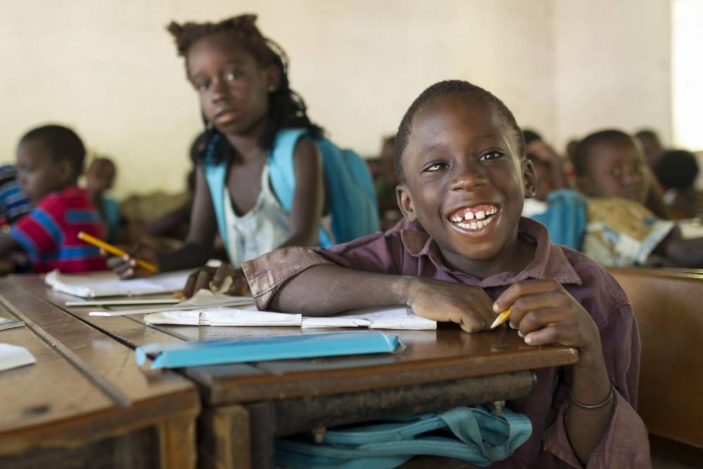 Des écoles pour l'Afrique