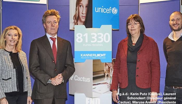 KANNERLIICHT – 81.330€ contre le mariage précoce