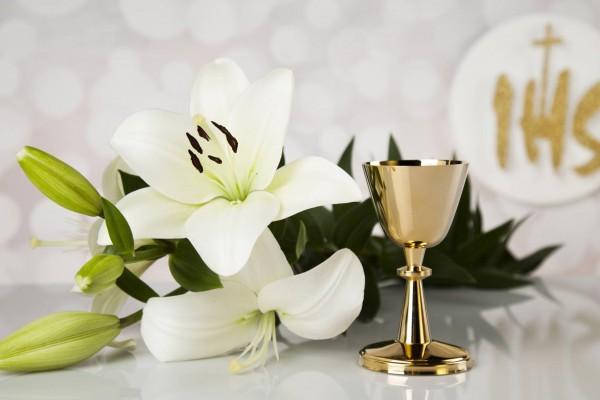 Ouvrez une liste de Communion