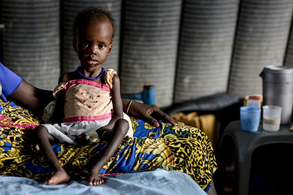 Urgence Famine