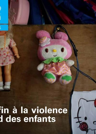 Rapport sur la violence à l'égard des enfants