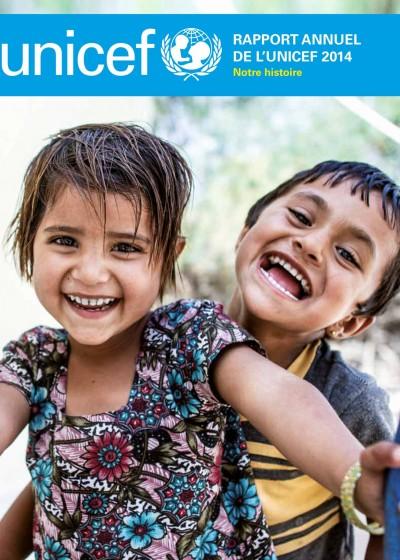 Rapport annuel 2014 – UNICEF-International
