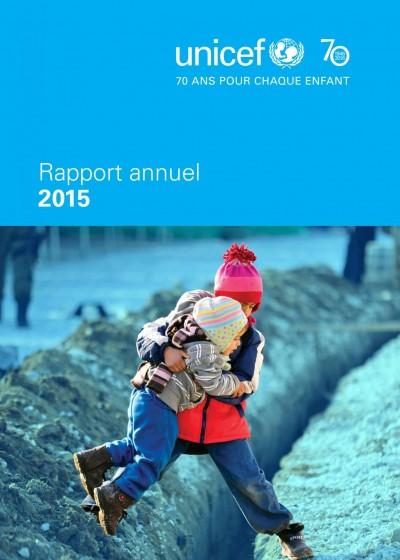 Rapport annuel 2015 – UNICEF-International