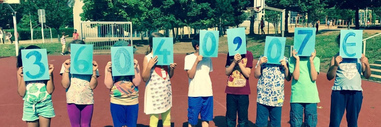 Walkathon Ecole européenne – Plus de 36.000 € récoltés