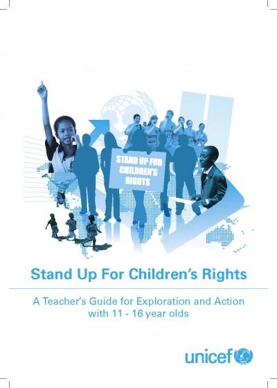 Mach dich stark für Kinderrechte!