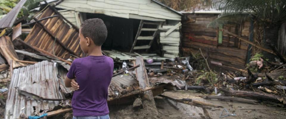 Ouragan Irma – Plus de 10 millions d'enfants menacés