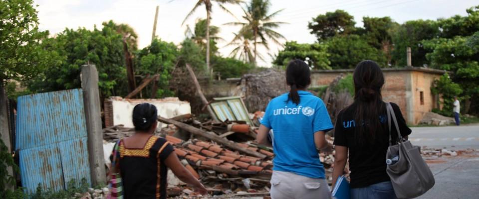 Nouveau séisme au Mexique – Nous sommes sur place