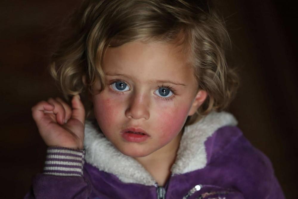 De l'aide pour les enfants en Syrie