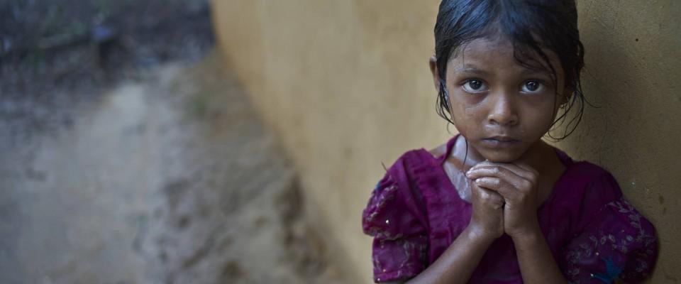 Les Rohingya prennent la fuite