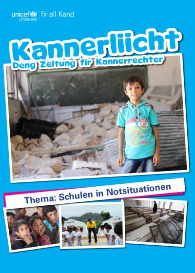 Schulen in Notsituationen