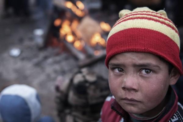 Les enfants sous le feu des attaques en 2017