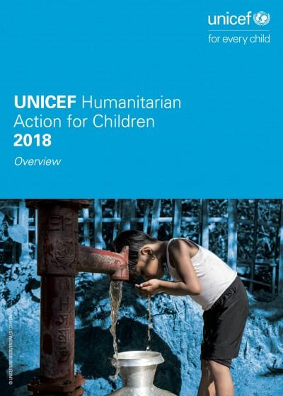 Action humanitaire pour les enfants 2018