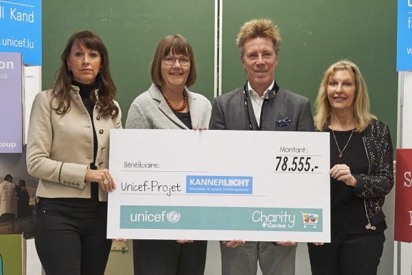 78.500 € pour les enfants syriens et leur éducation
