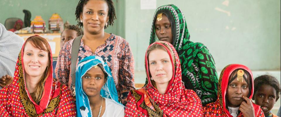 Journée internationale des femmes : Un hommage aux filles et femmes