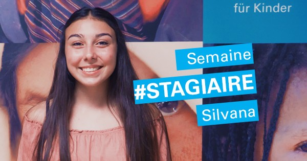 Notre stagiaire Silvana