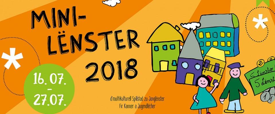 Mini-Lënster 2018