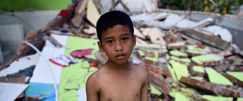 Bereits 100.000 € für die Kinder in Indonesien gespendet.