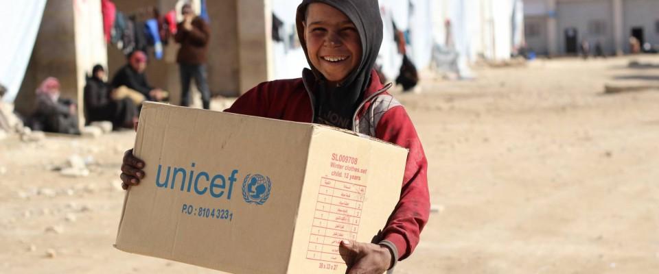 Action humanitaire pour les enfants 2020
