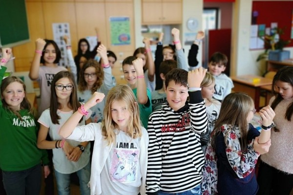 Journée mondiale de l'enfance 2018