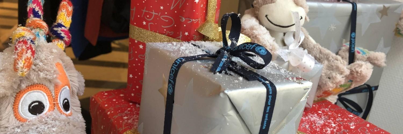 Des cadeaux qui font doublement plaisir