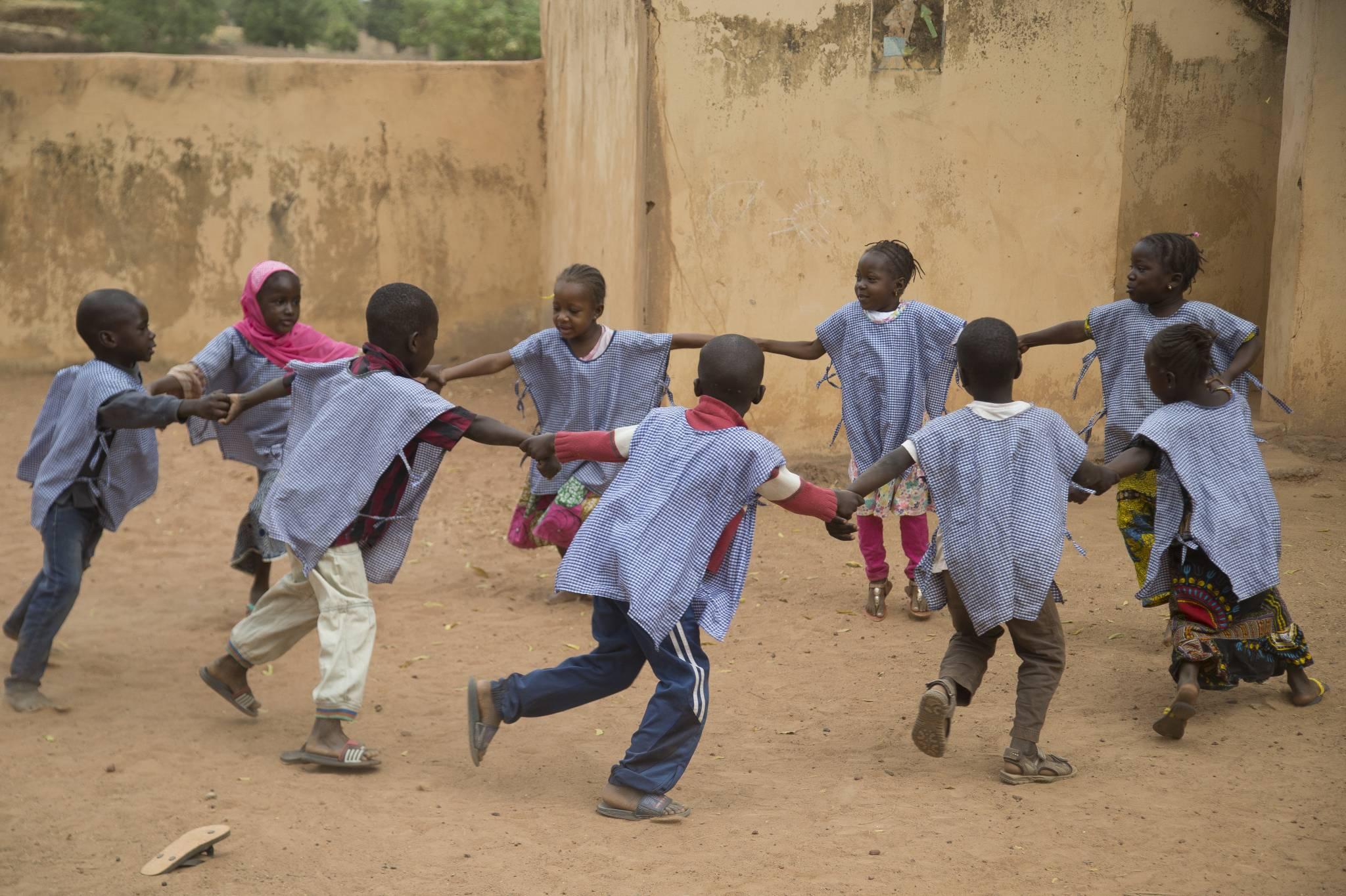 Action humanitaire pour les enfants 2019