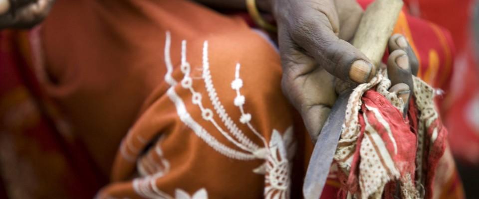 Stop à la mutilation génitale féminine
