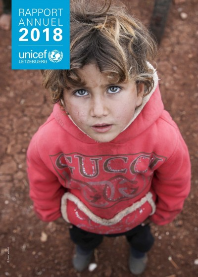 Rapport annuel 2018 – UNICEF Luxembourg