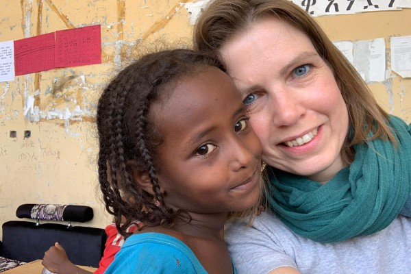 Une rencontre avec des filles et des femmes en Ethiopie