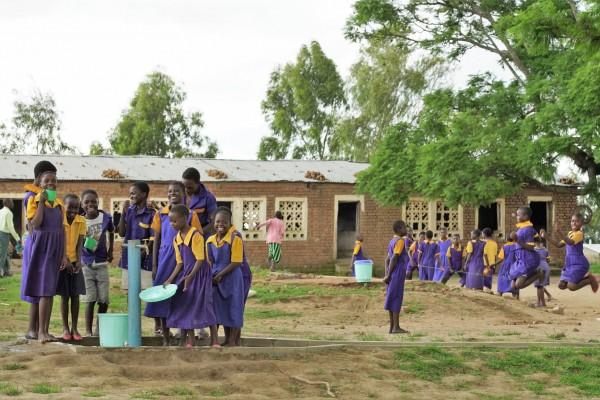 Une école pour le Malawi à la Belle Etoile