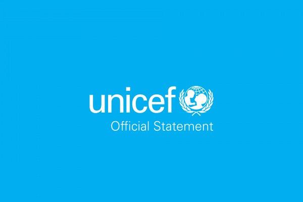 UNICEF statement on the situation in northeast Syria