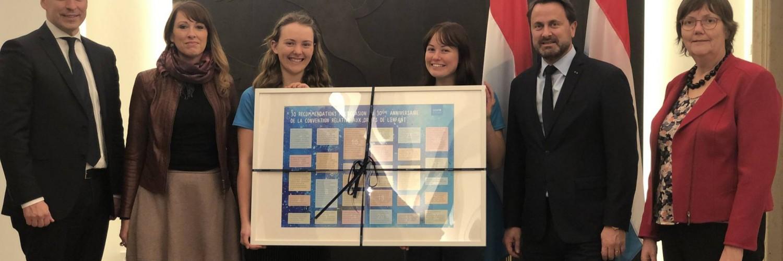 Les droits de l'enfant au Luxembourg