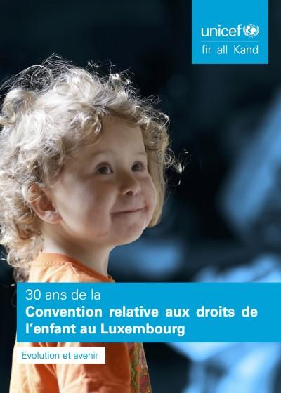30 ans de la Convention relative aux droits de l'enfant au Luxembourg