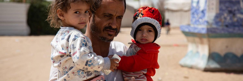 Enfance au Yémen – entre conflit, faim etCOVID-19