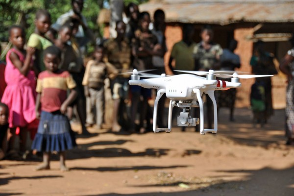 Überflieger in Malawi: Drohnen im Katastropheneinsatz