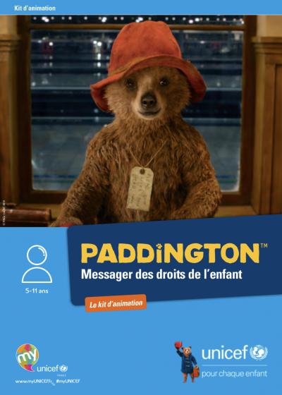 Paddington – Kit d'animation
