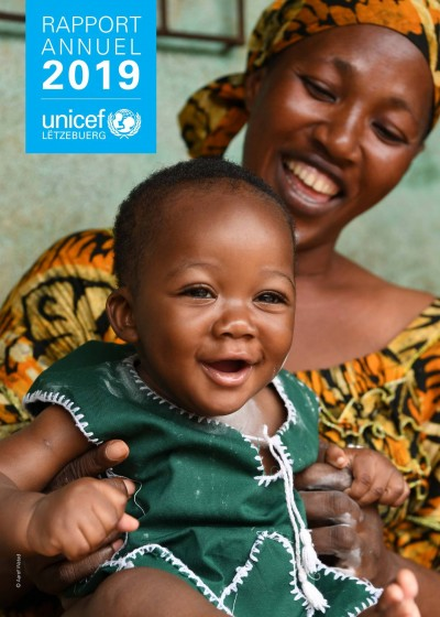 Rapport annuel 2019 – UNICEF Luxembourg