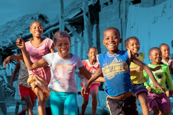 Rapport annuel international de l'UNICEF 2019