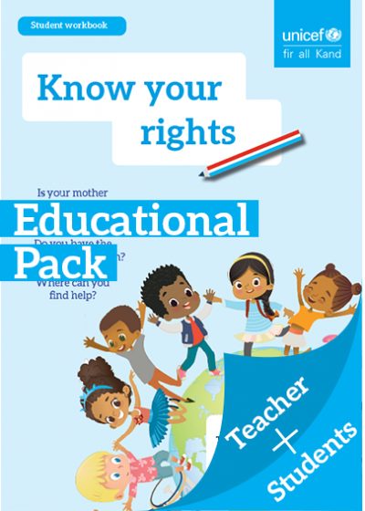 « Know your rights » pack