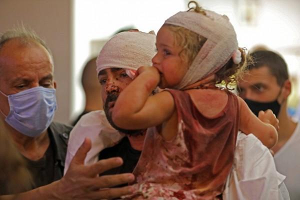 Urgence au Liban: UNICEF mobilisé pour venir en aide aux victimes