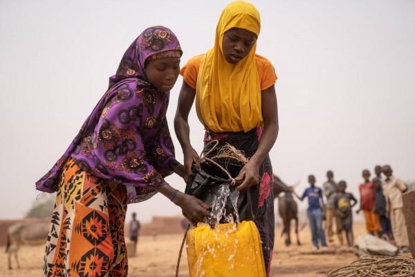 Des kilomètres pour de l'eau potable