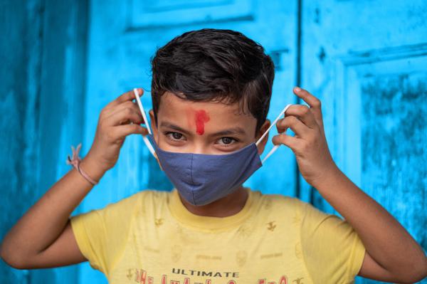 Un rapport international de l'UNICEF montre l'impact de la pandémie sur le bien-être des enfants