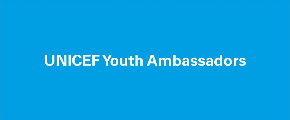 UNICEF Youth Ambassadors 2020/21