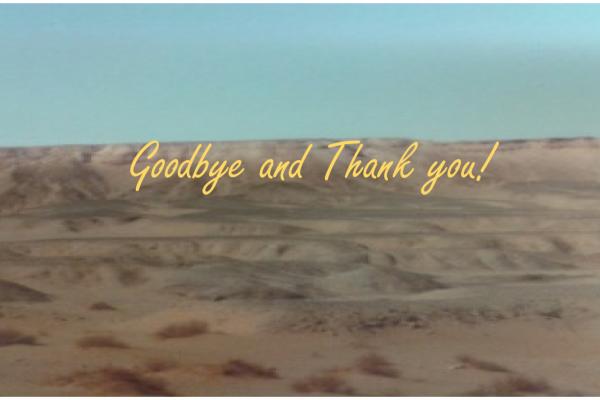 Changement professionnel – Goodbye Sabine