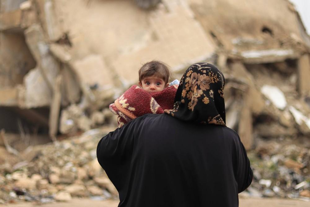 10 ans de guerre en Syrie