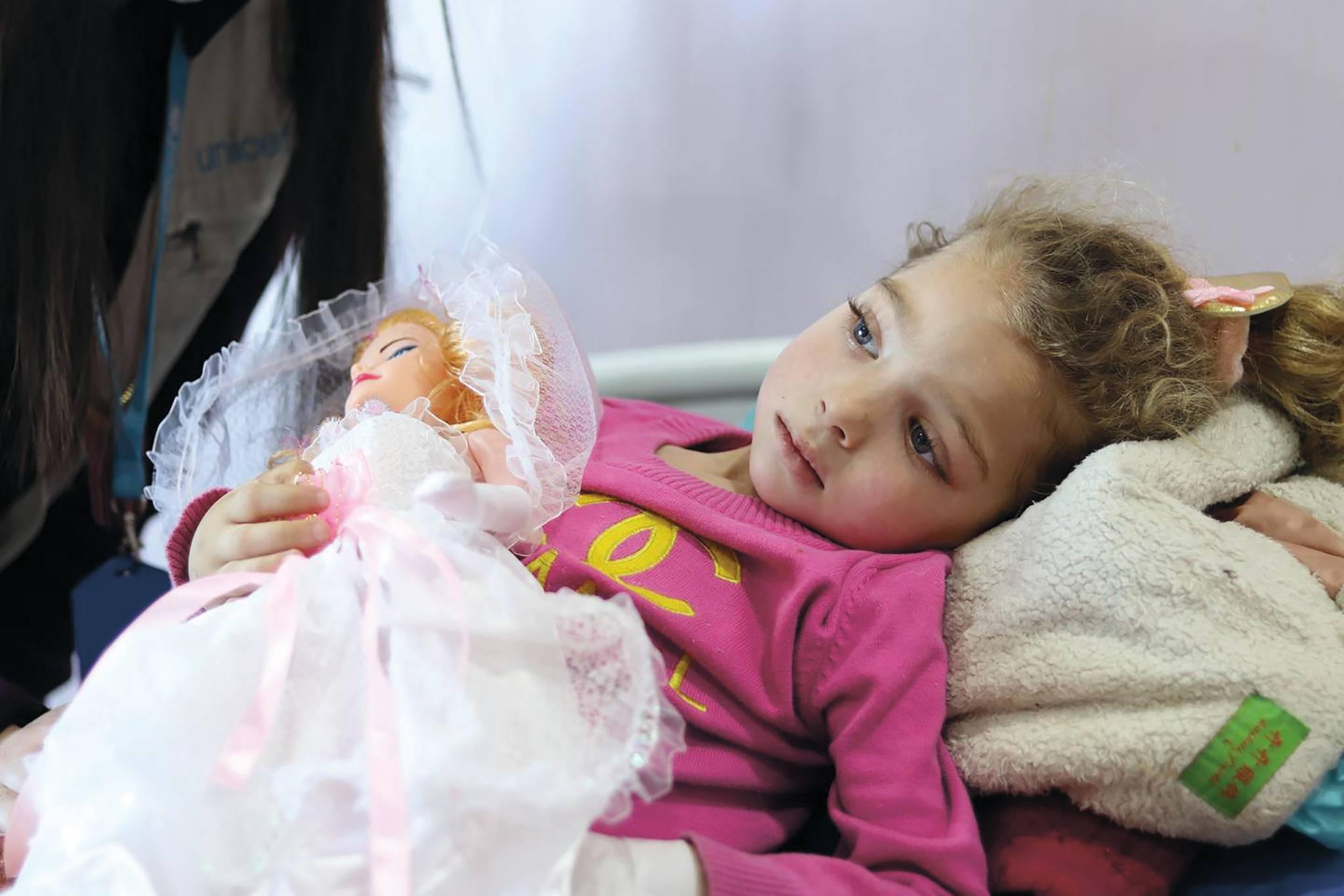 Syrie Cancer