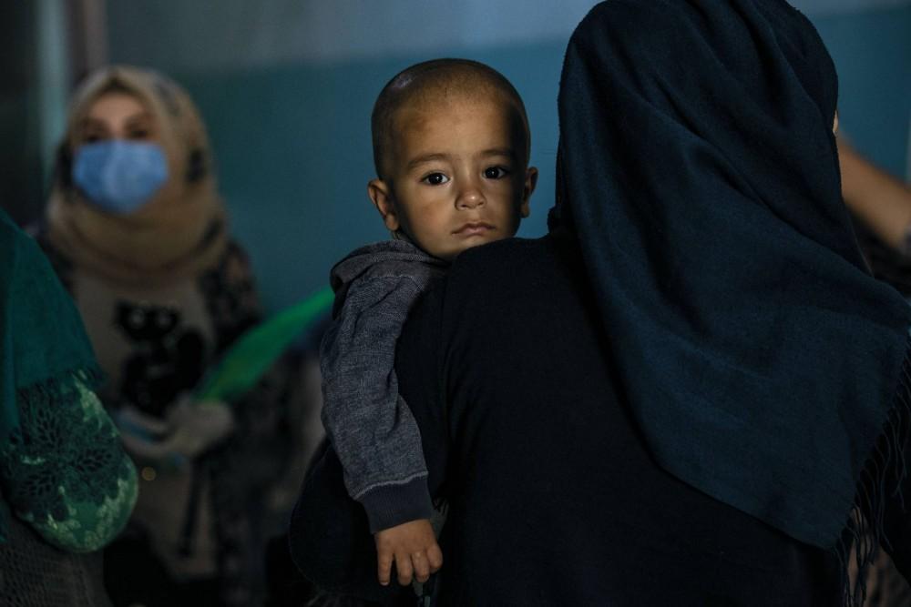 Les enfants syriens souffrent plus que jamais