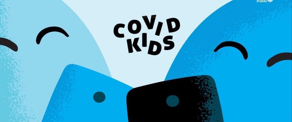 COVID Kids site
