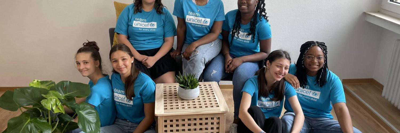 UNICEF Lëtzebuerg sicht nei Youth Ambassadors