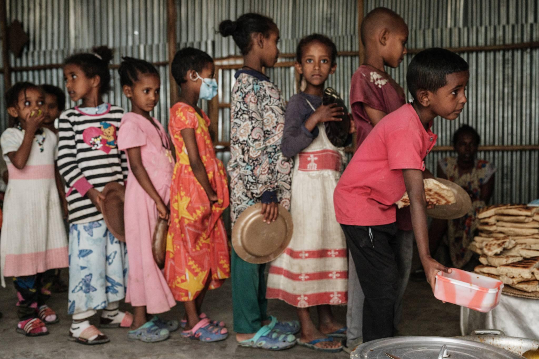 Ethiopie Faim